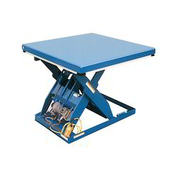 Hydraulic Scissor Lift Table - Crystal Hydraulic Scissor Lifts