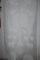 Applique Cut Work Curtains