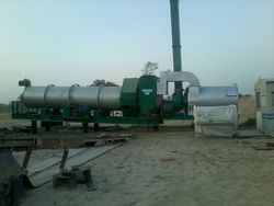 Hot Asphalt Drum Mixer