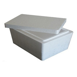 EPS Thermocol Box For Packaging Thickness 8 - 15 mm