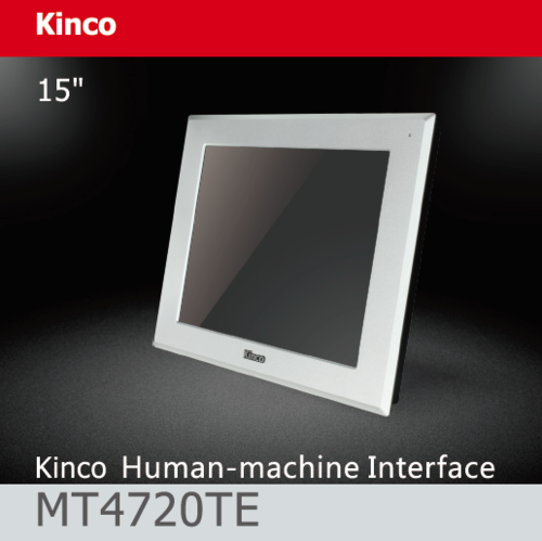 Kinco HMI - MT 4720 - 15'' HMI - View Specifications