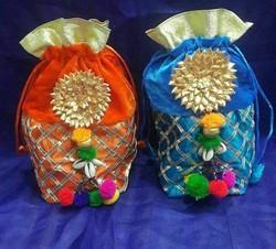 Designer Potli Bag for Gifting