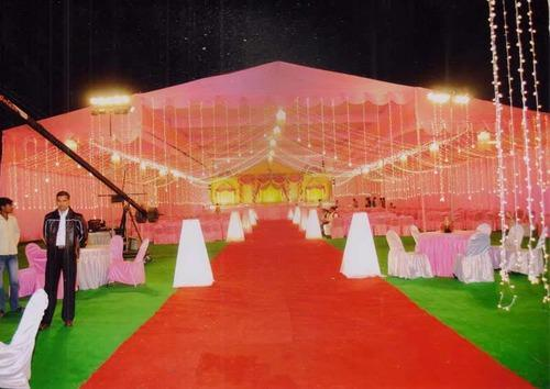 Wedding tent decoration service in narhi lucknow royal tent wedding tent decoration service junglespirit Images