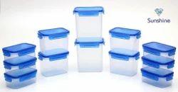 Sunshine Transparent Food Storage Container