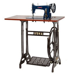 Elegant Antique Foot Operated Table Sewing Machine