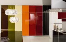 Multicolor Lacquered Glasses, For Home