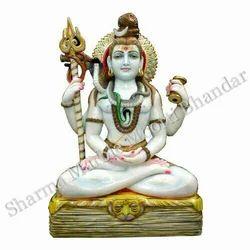 Bhagwan Shiva Marble Murti