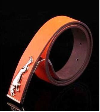 Brown Color Jaguar Leather Belt For Men Gents Leather Belt Josh
