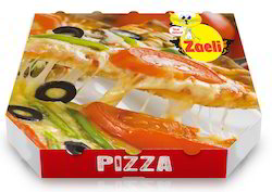 Food Grade Coated Pizza Boxes
