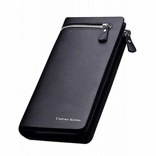 0f58f07a6eae3 Designer Multi Pocket Long Zipper Wallet at Rs 777  piece ...