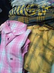 Check Cotton Shirts