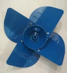 Blue Aluminum Exahust Blade