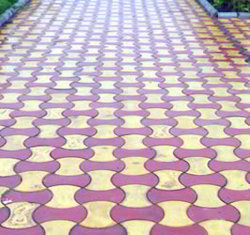 Designer Interlocking Tile