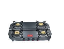 Prestige Royale Glass Top Gas Stove