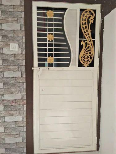 Ms Safety Door At Rs 8000 Piece Mild Steel Safety Door