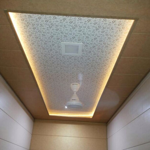 Decorative Pvc Ceiling Panel At Rs 220 Piece Polyvinyl