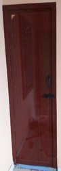 Brown, Sandan Standard Plastic Doors, Size/dimension: 30x 80