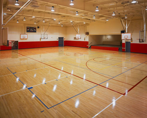 Basket Ball Indoor Basketball Court Manufacturer From Mumbai