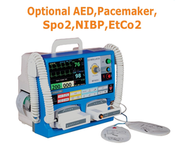 Bi - Phasic Defibrillator