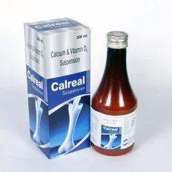 Calcium and Vitamin D3 Suspension