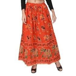 Designer Traditional Girls Skirt