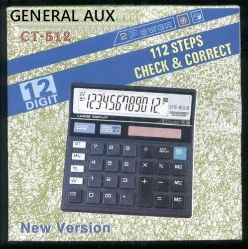 Ct 512 Calculator At Rs 329 Piece S