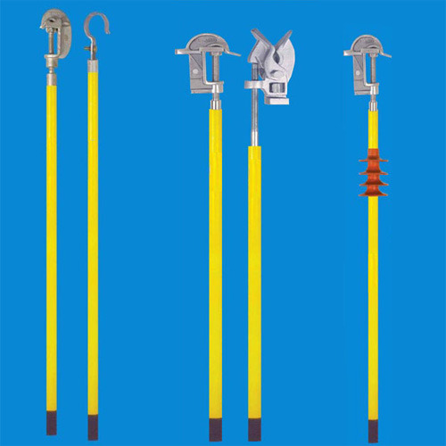 Electrical Safety Devices Discharge Rod Wholesale Trader