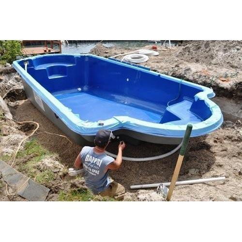 Fiber Swimming Pool - View Specifications & Details of Swimming ...