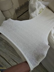 Plain Mesh Cleaning Duster Fabric