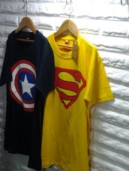 Mens Cotton T- Shirts