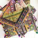 Handmade Antique Banjara Cluth Bag