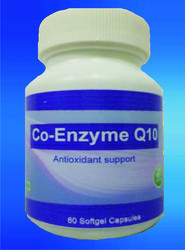 Co Enzyme Q10 Capsules