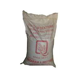 Powder Yellow Dextrin, Grade Standard: Technical Grade, for Industrial