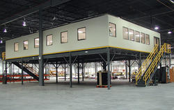 Pre Engineered Mezzanine Building