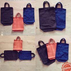 Big Cloth Hand Bag's