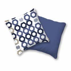 Circle Design Cushion Cover