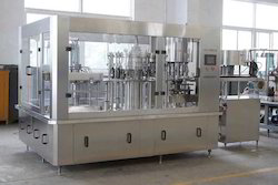 Automatic Carbonated Soda Bottling Machine