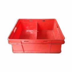 Industrial Plastic Crates