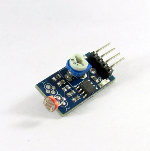 Ldr Photosensitive Resistance Sensor Module - Maker And Hacker ...
