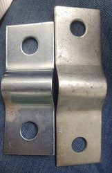 MS Half Clamp For GI Pipe