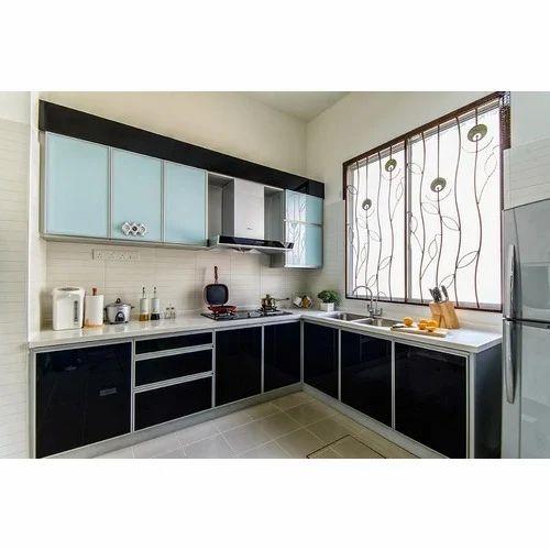 Kitchen Furniture Aluminium: Aluminium Kitchen Furniture