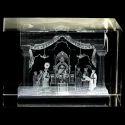 3d Laser Engraved Crystal Glass