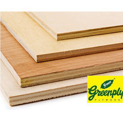 Cream Greenply Plywood, 3 - 40 Mm, Size: 4' X 8'