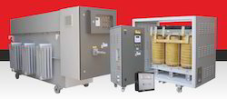 Three Phase 3 Phase Servo Controlled Voltage Stabilizer