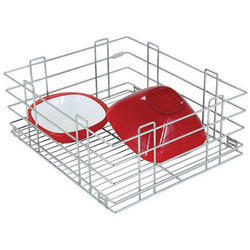 Stainless Steel Plain Basket
