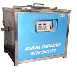 Ultrasonic Cleaners with Cooling Facility