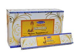 Satya Natural Jasmine Incense Sticks