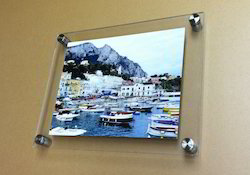 Acrylic Board Printing Services