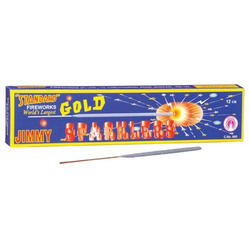 Jimmy Gold Sparklers
