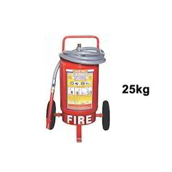 25 Kg Higher Capacity Fire Extinguishers
